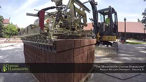 Cothrens Custom Hardscapes - Machines of CCH